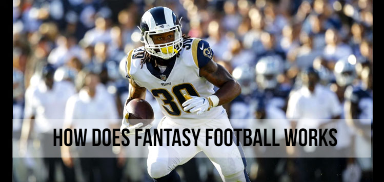 How does fantasy football works