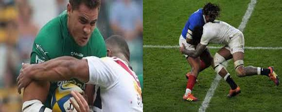 Rugby Tackle rules