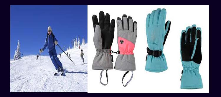 best womens ski gloves