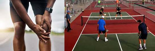 Is Pickleball bad for knees