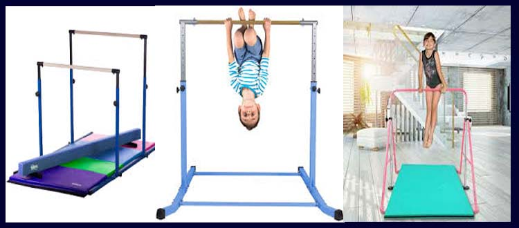 gymnastics bar for home